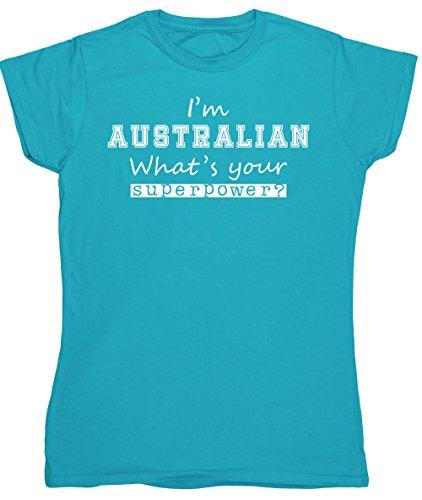 hippowarehouse-camiseta-para-mujer-azul-azul-zafiro-x-large
