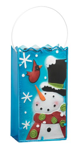 Regal Art & Gift Solar Luminary, Snowman front-94979