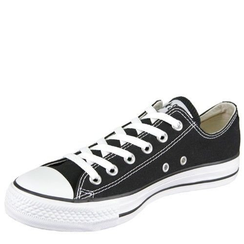 Converse chuck taylor all star ox style m9166 black mens for Converse all star amazon