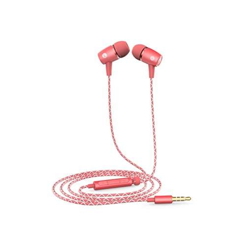 Honor Engine Earphone for Honor 5X and Smart Phones- Red