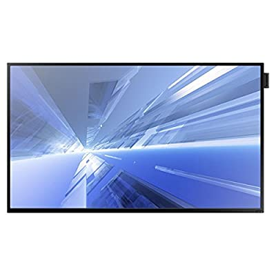 Samsung DB32E 32 Inches Direct Lid LED Display Television (Black)