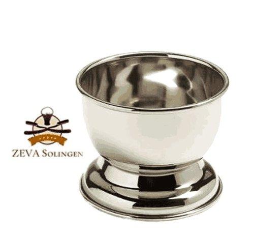 Stainless Steel Bowl for Shaving Soap From Zeva #2