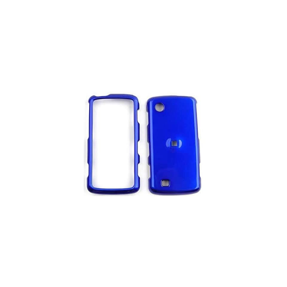 LG Chocolate Touch vx8575 Honey Blue Hard Case/Cover/Faceplate/Snap On/Housing/Protector