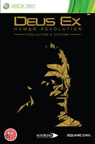 Deus Ex: Human Revolution - Collector's Edition (Xbox 360)
