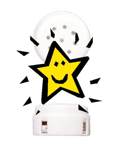 Twinkle Twinkle Little Star Sound Module Device Insert for Make Your Own Stuffed Animals and Craft Projects - 1
