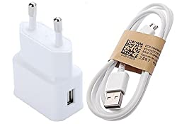 BlackBerry 8830 World Edition Compatible Certified Travel Charger kit (2Amp Genuine Output)