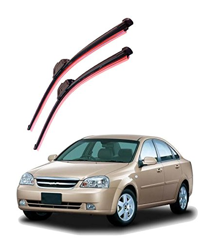 Autofurnish Frameless Silicon Wiper Blades for Chevrolet Optra (D)21″ (P)19″