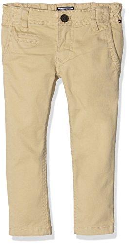 Tommy Hilfiger Denton Chino Fst-Pantaloni Bambino Beige (Curds & Whey 031) 10 anni