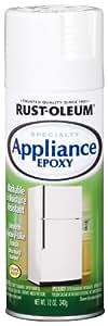 Rust-Oleum 7881830 Appliance Enamel 12-Ounce Spray, White