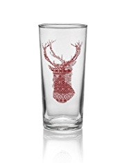 Stag Hi Ball Glass