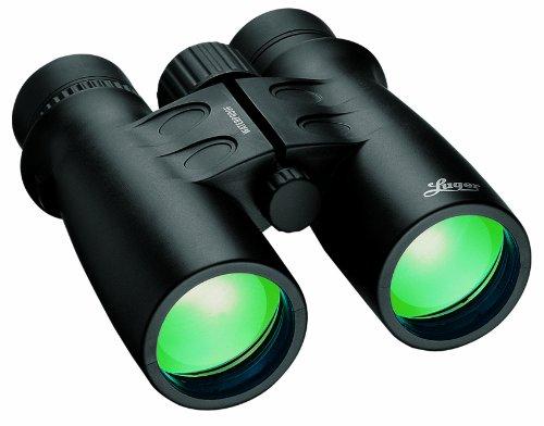Luger DA 10x42 Binocular Black