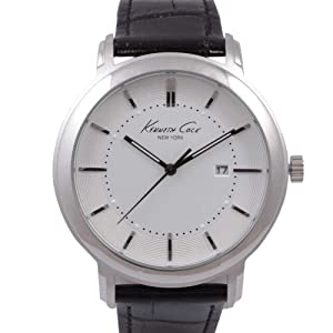 Kenneth Cole Men Watches IKC 1651 White Black