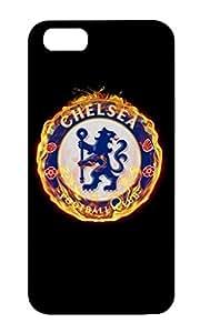 Chelsea Football Club Design - Apple iPhone 5c Mobile Hard Case Back Cover - Printed Designer Cover for Apple iPhone 5c - AP5CCFCB119