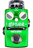 Hotone Skyline Series GRASS Compact Modern Overdrive Guitar Effects Pedal