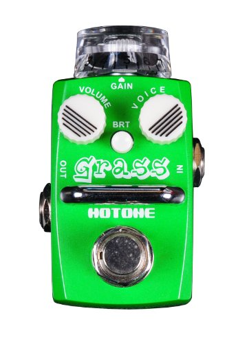 hotone-skyline-series-grass-compact-modern-overdrive-guitar-effects-pedal