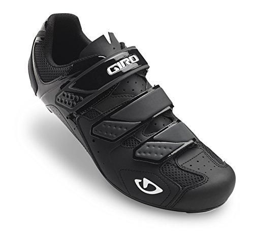 Giro Treble II Bike Shoe - Men's Matte Black 49 (Mens Cycle Shoes compare prices)