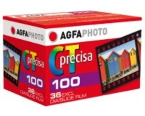 Agfa Photo CT Precisa 100 135-36 E-6 color slide film AgfaPhoto