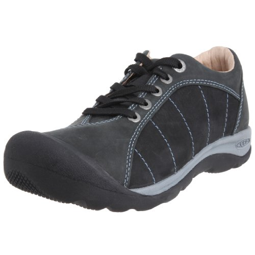 Keen Women's Presidio Cycling Shoe,Black,10 M US