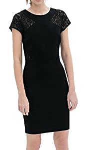 Occasion: Party Dress   Dress Silhouette: Bodycon  Shift   Shoulder: Cap Sleeves   Embellishments: Wrap   Size Category: Adult