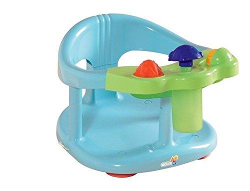 baby safe bath tub ring anti slip seat additional toys. Black Bedroom Furniture Sets. Home Design Ideas