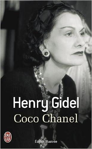 livre henry gidel coco chanel