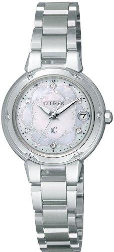 [シチズン]CITIZEN 腕時計 xC クロスシー 夏限定モデル Eco-Drive エコ・ドライブ 電波時計 XCB38-9191 レディース