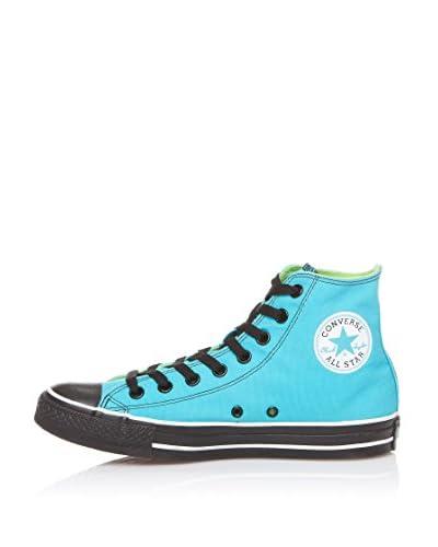 Converse Sneaker Ct Dbl Tong Hi [Blu/Nero]