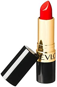 Revlon Super Lustrous Lipstick Creme, Love That Red 725, 0.15 Ounce