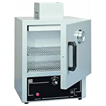 "Quincy 10AF Bi-Metal Forced-Air Gravity Convection Oven, 14"" Width x 20.5"" Height x 12"" Depth, 115V, 800W, 0.6 cubic feet Capacity"