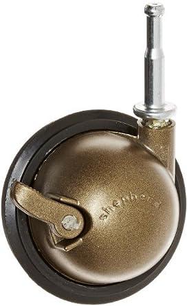 """Saturno Serie 3 """"de diámetro de goma de la rueda giratoria bola"""