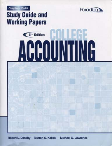 managerial accounting ch 8 study guide Mcgraw hill managerial accounting 14 edition e-study guide for: managerial accounting by stacey ch18 managerial accounting is different from financial.