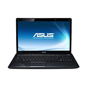 ASUS A52F-XE4 15.6-Inch Versatile Entertainment Laptop - Black