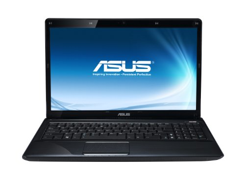 ASUS A52F-XA1 15.6-Inch Versatile Entertainment Laptop (Black)