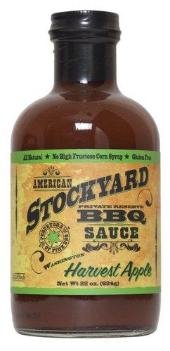 American Stockyard Harvest Apple BBQ Sauce