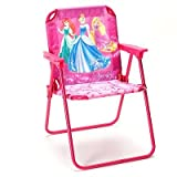 Disney Princess Indoor Outdoor Folding Patio Chair