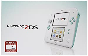 Nintendo 2DS - Sea Green - Standard Edition