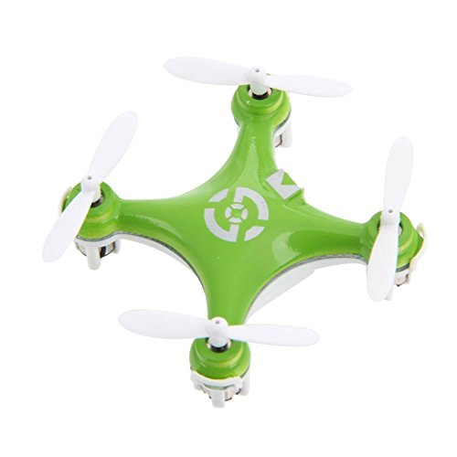 Cheerson CX-10 Mini 29mm Diameter 4CH 2.4GHz 6 Axis Gyro RC Quadcopter