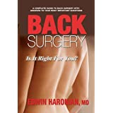 Back Surgery: Is It Right For You