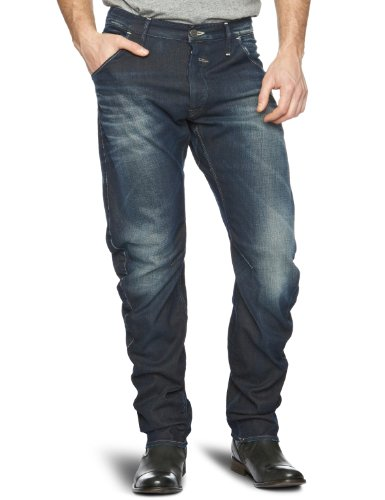 G-Star Ril 3D Lse Tapered Men's Jeans Vintage Aged W29INxL30IN