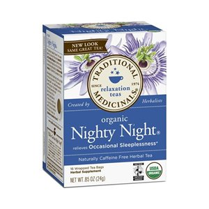 Traditional Medicinals - Herb Tea, Nighty Night 16 Bag
