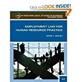 img - for Employment Law for Human Resource Practice (text only) 3rd (Third) edition by D. J. Walsh book / textbook / text book