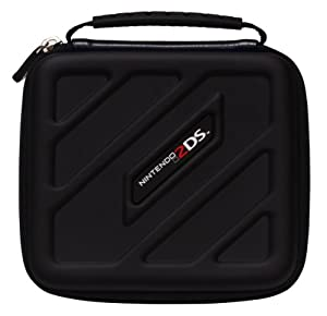 Nintendo 2ds protective carrying case nintendo 2ds for Housse 2ds bigben