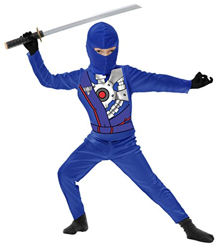 Charades Blue Ninja Avengers Series 4 Child Costume - Toddler