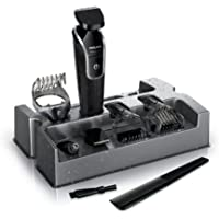 Philips QG3342/23 9-in-1 Waterproof Facial/ Hair Trimming and Styling Multigroom Set