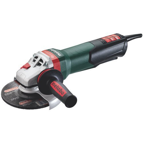 Metabo 600552420 14.5 Amp 6 in. Angle Grinder with Brake, TC Electronics and Non-Locking Paddle Switch (Metabo Cutoff Grinder compare prices)