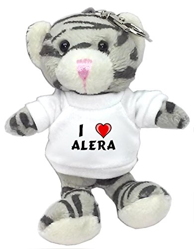 gray-cat-plush-keychain-with-i-love-alera-first-name-surname-nickname