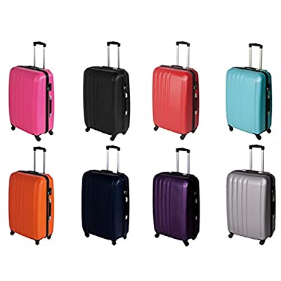 BTM Lightweght Travel Luggage ABS Hard shell 4 Wheels Luggage Tages Luggage Sets Suitcase Carry on