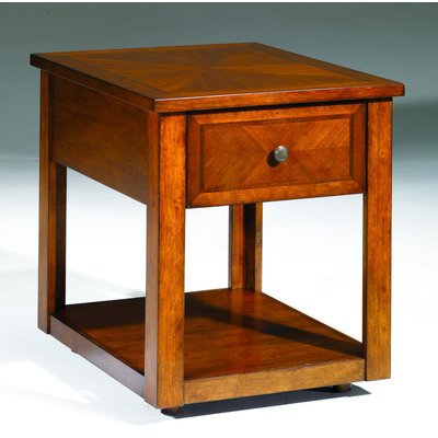 Image of Hammary Nuance Drawer End Table (T20065-T2006521-00)