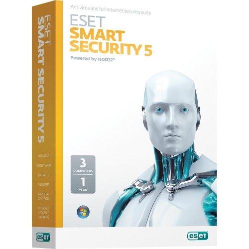 ESET Smart Security V.5 3 Users