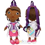 Disney Doc Mcstuffins Toddler Plush Backpack 16 Inch Doll